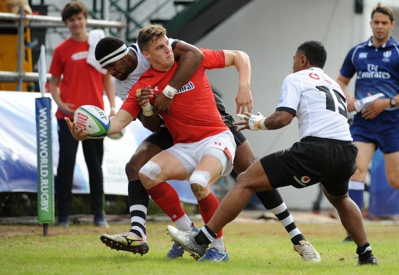 Tomi Lewis Fiji U20