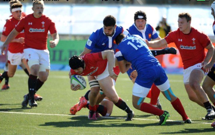 Ioan Davies France U20