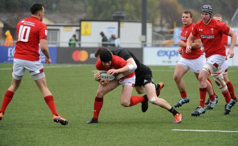 Ioan Davies New Zealand U20
