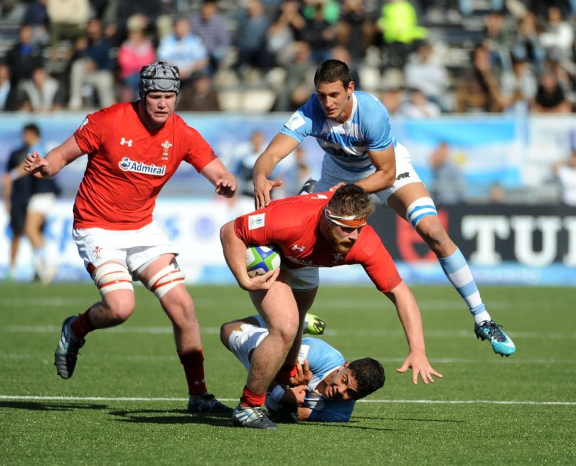 Kemsley Mathias Argentina U20