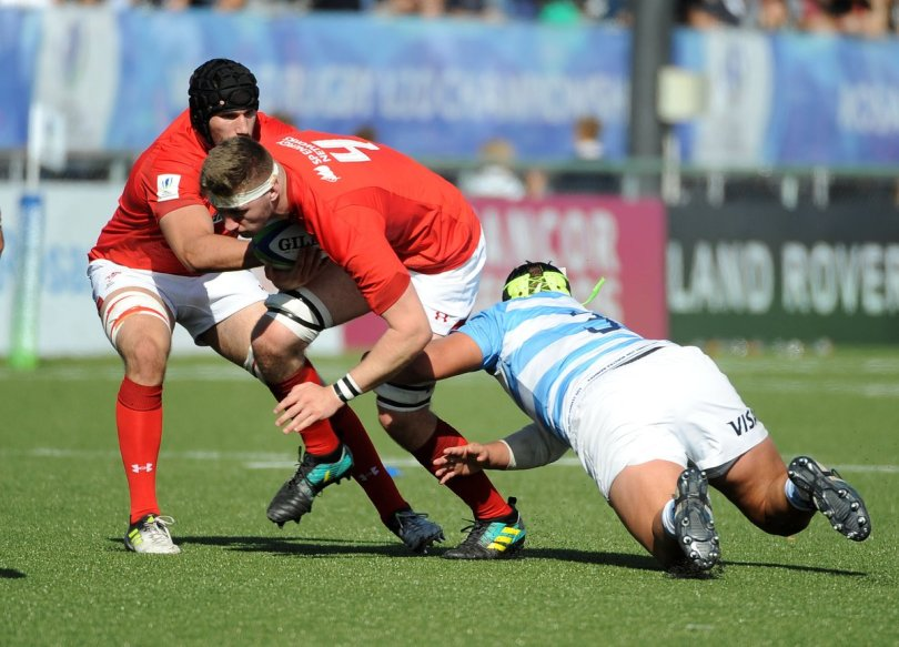 Morgan Jones Argentina U20