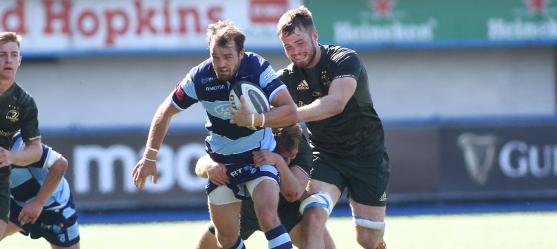 24.08.19 - Cardiff Blues A v Leinster A - Celtic Cup -