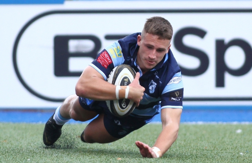 07.09.19 - Cardiff Blues A v Dragons A - Celtic Cup -