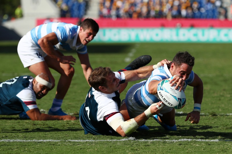 Argentina v USA - Rugby World Cup 2019: Group C