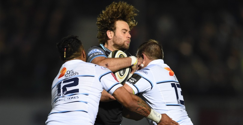 12.10.19 - Glasgow Warriors v Cardiff Blues - Guinness PRO14 -