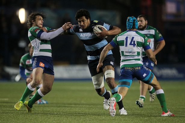 Filo Paulo Cardiff Blues