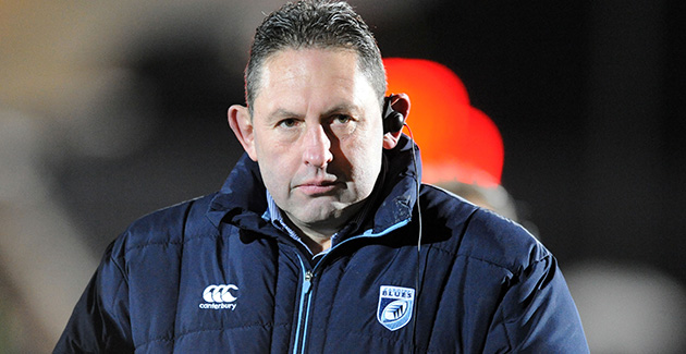 Phil Davies Cardiff Blues
