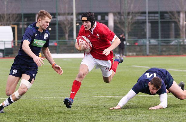 Dan John Wales U19
