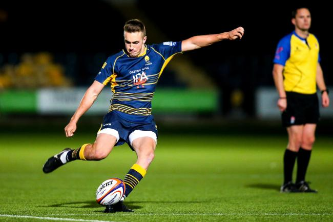 Luke Scully Worcester