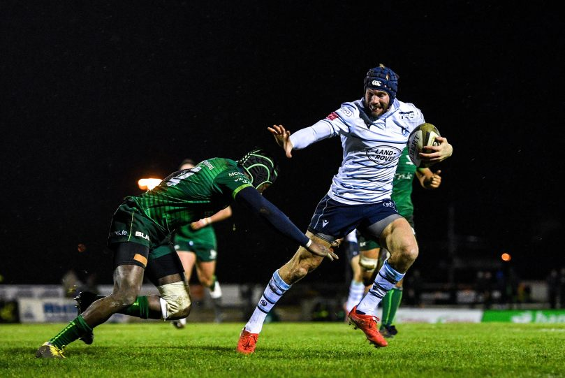 15.02.20 - Connacht v Cardiff Blues - Guinness PRO14 -
