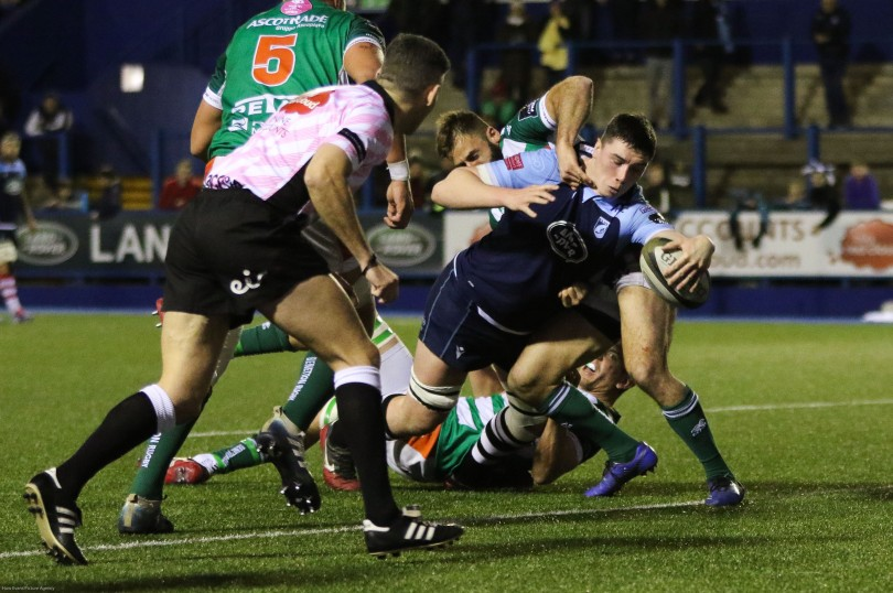 Cardiff Blues v Benetton Rugby
