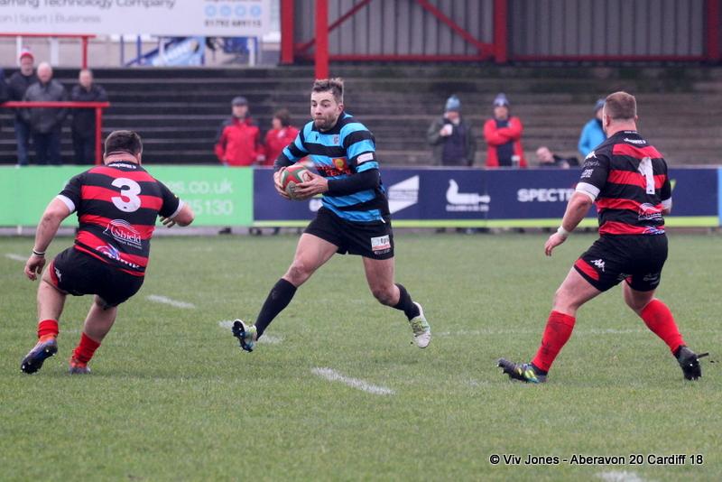 James Beal Aberavon RFC